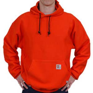 Pullover Sweatshirt With Hood