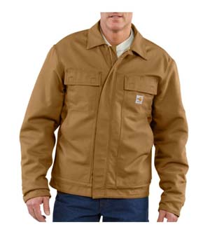 Carhartt Flame-Resistant Lanyard Access Jacket/Quilt Lined #102692