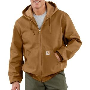Carhartt Thermal-Lined Duck Active Jacket    * NOT  FR *