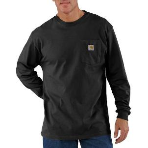 Carhartt Workwear Pocket Long-Sleeve T-Shirt ( NOT FR )