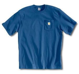 Carhartt Workwear Pocket Short Sleeve T-Shirt ( NOT FR )