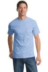 Port And Company Essential T-Shirt With Pocket ( NOT  FR )