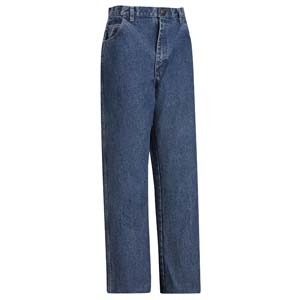 BULWARK  Loose Fit Stone Washed Denim Jean FR