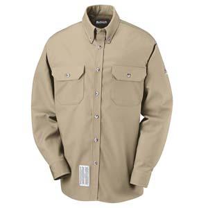 BULWARK   FR   7 Oz. Dress Uniform Shirt