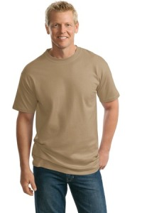 Port And Company Tall Essential T-Shirt WITH   POCKET ( NOT FR )
