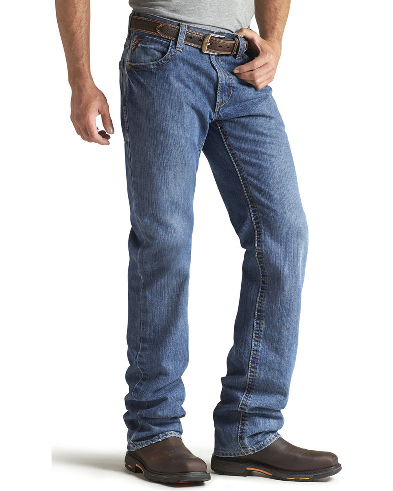 Ariat Men's Flame Resistant Flint M3 Loose Fit Jeans