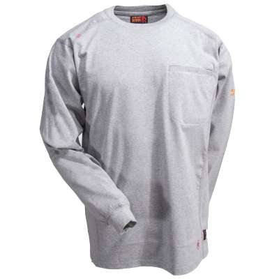 Ariat Work FR Crewneck Longsleeve T-shirt