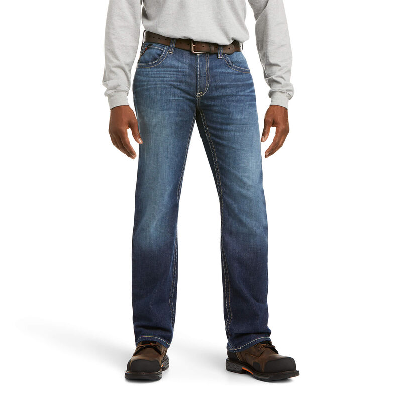 FR M5 Slim DuraStretch Truckee Stackable Straight Leg Jean